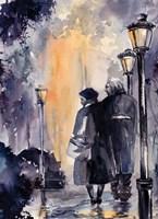 City Walk Fine-Art Print