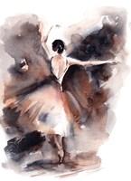 Ballerina II Framed Print