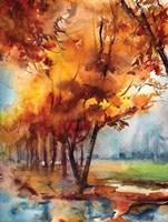 Fall Landscape Fine-Art Print