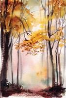 Fall Leaves Fine-Art Print
