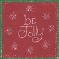 Be Jolly Fine-Art Print
