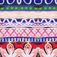 Boho Pattern II Fine-Art Print