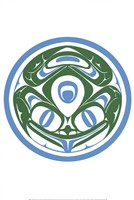 Haida Frog Fine-Art Print
