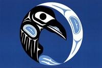 Raven Moon Fine-Art Print