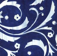 Tangled In Blue II Fine-Art Print