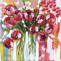Razzle Dazzle Tulips Fine-Art Print