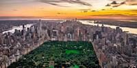 New York & Central Park Fine-Art Print