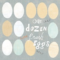 Fresh Eggs IV Fine-Art Print