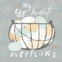 Fresh Eggs III Fine-Art Print