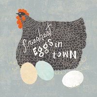Fresh Eggs II Fine-Art Print