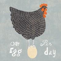 Fresh Eggs I Fine-Art Print