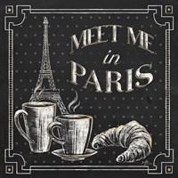 Vive Paris VIII Fine-Art Print