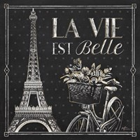 Vive Paris VI Fine-Art Print