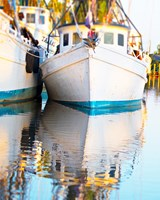 Shrimp Boats Savannah Fine-Art Print