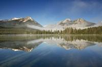 Petit Lake Reflection Fine-Art Print