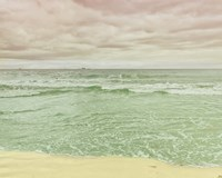 Beach Tricolor Fine-Art Print