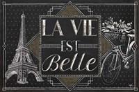 Vive Paris II Fine-Art Print