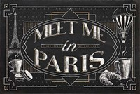 Vive Paris IV Fine-Art Print