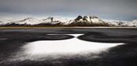 Iceland First Snow Fine-Art Print