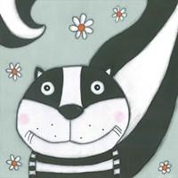 Super Animal - Skunk Fine-Art Print