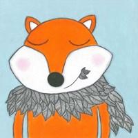 Super Animal - Fox Fine-Art Print
