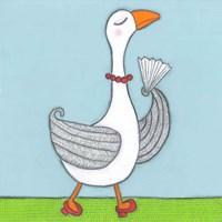 Super Animal - Goose Fine-Art Print