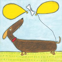 Super Animal - Dachshund Fine-Art Print