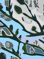 Abstract Tree Limbs I Fine-Art Print