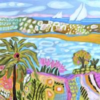 Palm Retreat Fine-Art Print
