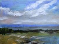 Beach & Sky I Fine-Art Print