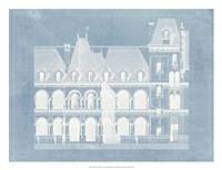 Architecture Francaise I Fine-Art Print