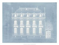 Architecture Francaise II Fine-Art Print