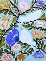 Sweet Love Birds II Fine-Art Print