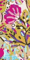 Pink Boho Floral I Fine-Art Print
