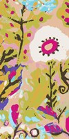Pink Boho Floral II Fine-Art Print