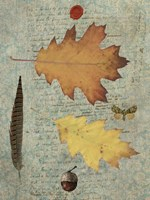 Autumn Leaf III Fine-Art Print