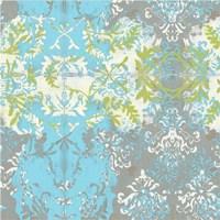 Decorative Overlay I Fine-Art Print