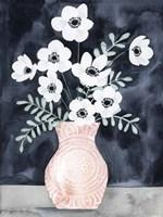 Nighttime Anemones I Fine-Art Print