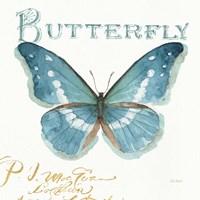 My Greenhouse Butterflies II Fine-Art Print