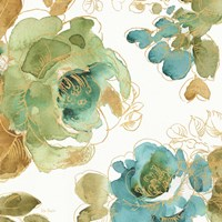 My Greenhouse Roses II Fine-Art Print