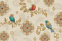 Bird Rainbow IA Fine-Art Print