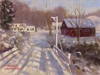 Coming Into Winter Fine-Art Print