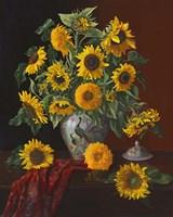 Sunny Elegance Fine-Art Print