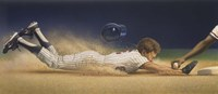Baseball Player Fine-Art Print