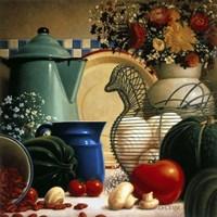 Country Vegetables Fine-Art Print