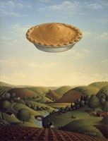 Pie In The Sky Fine-Art Print