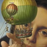 Gulliver's Travels Fine-Art Print