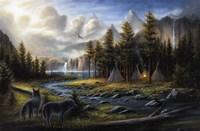 Wild America Fine-Art Print
