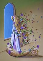Rapunzel Fine-Art Print