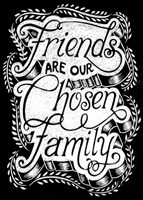 Friends Chosen Family Fine-Art Print